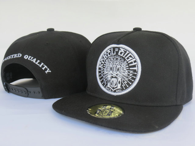 Rebel8 Snapback Hat LS22